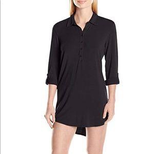 Pj salvage sleep shirt size small